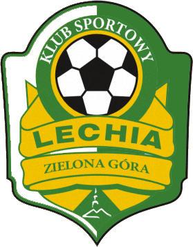 Escudo de KS LECHIA ZIELONA GÓRA (POLONIA)