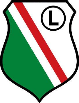 Escudo de LEGIA VARSOVIA S.A. (POLONIA)