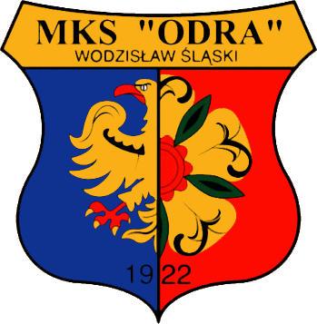 Escudo de MKS ODRA (POLONIA)