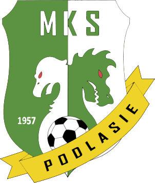 Escudo de MKS PODLASIE BIALA PODLASKA (POLONIA)