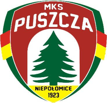 Escudo de MKS PUSZCZA (POLONIA)