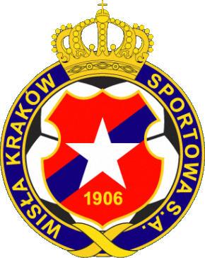 Escudo de WISLA CRACOVIA (POLONIA)