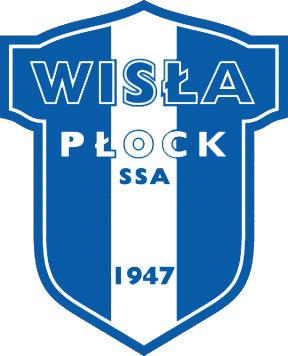 Escudo de WISLA PLOCK S.S.A. (POLONIA)