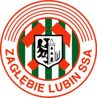 Escudo de ZAGLEBIE LUBIN (POLONIA)