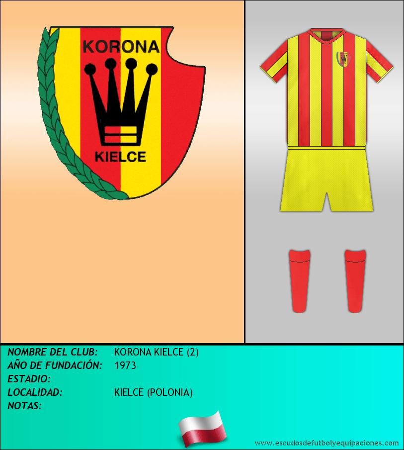 Escudo de KORONA KIELCE (2)