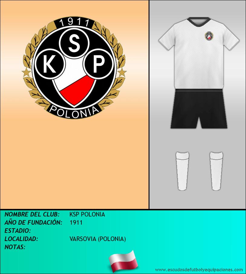 Escudo de KSP POLONIA