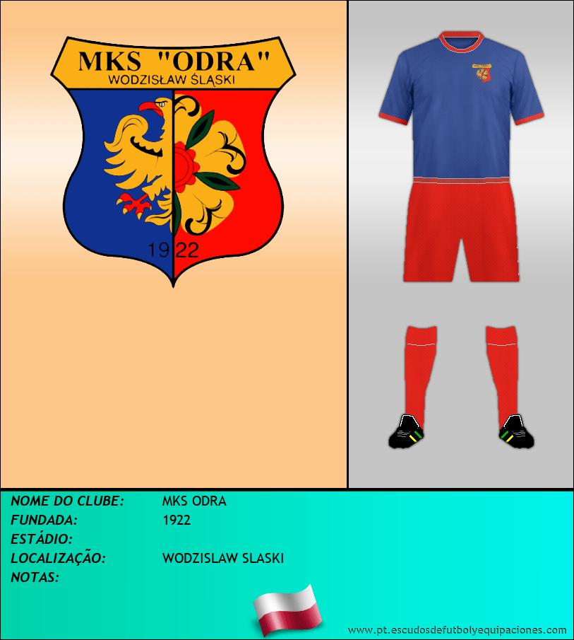 Escudo de MKS ODRA