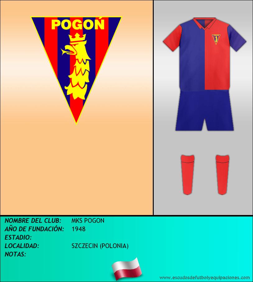 Escudo de MKS POGON
