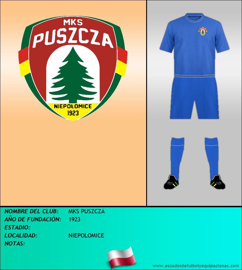 Escudo de MKS PUSZCZA