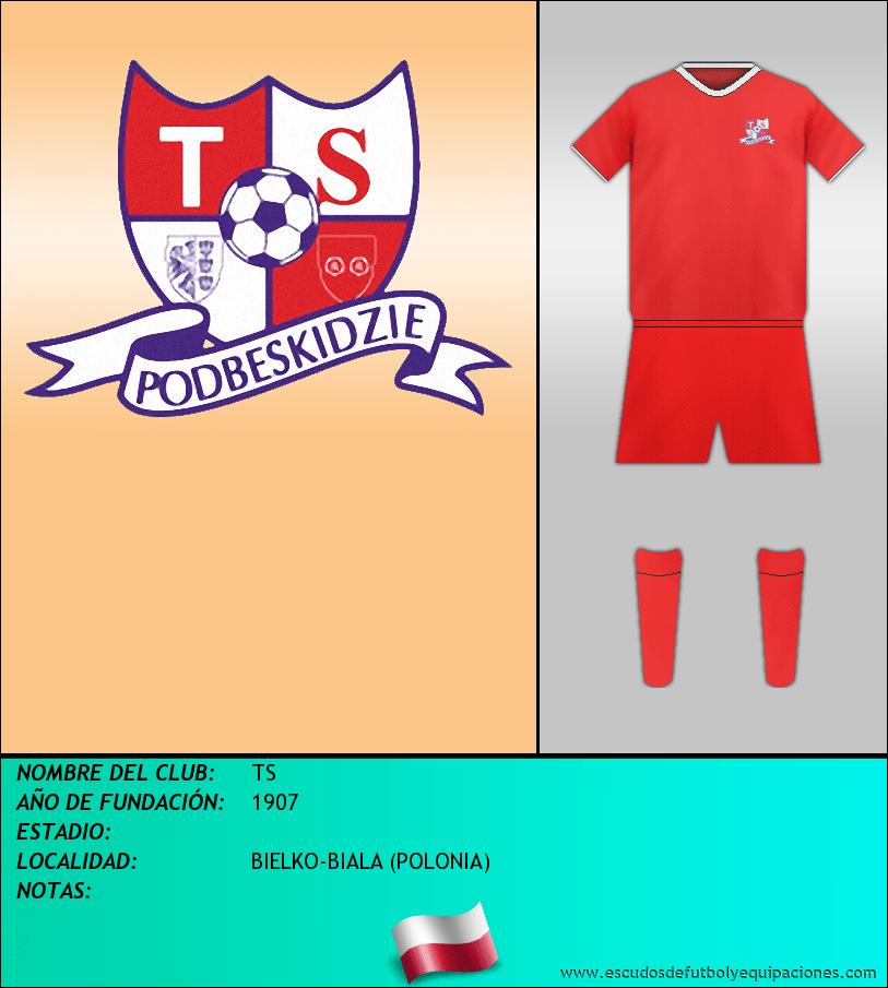 Escudo de TS