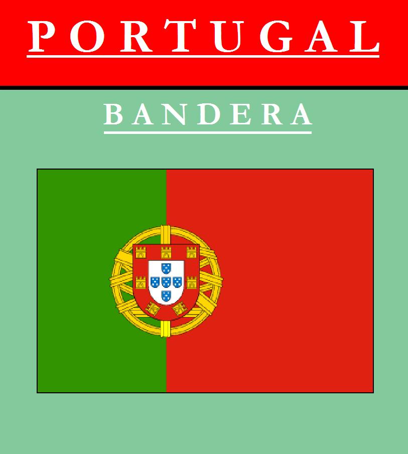 Escudo de BANDERA DE PORTUGAL