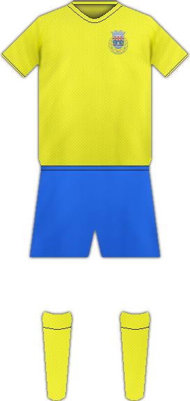 Equipación FC AROUCA