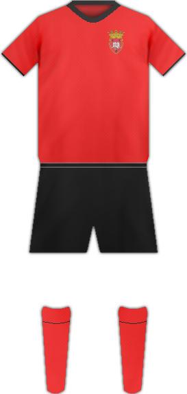 Equipación FC PENAFIEL