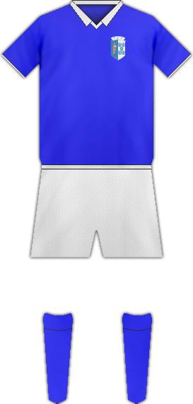 Equipación FC VIZELA