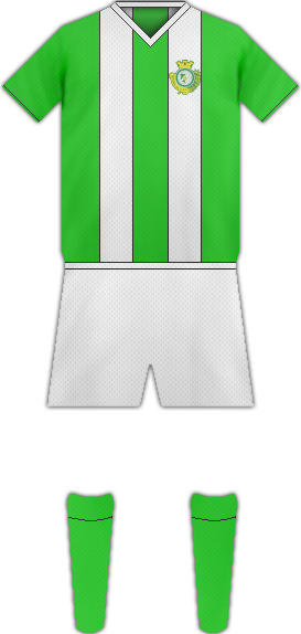 Equipación VITORIA FC