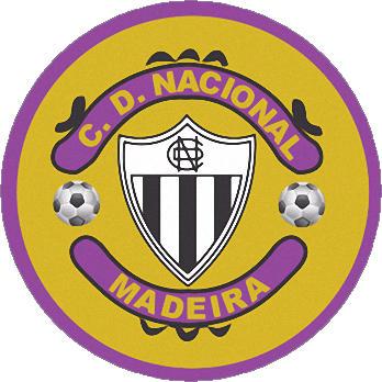 Escudo de C.D. NACIONAL (PORTUGAL)