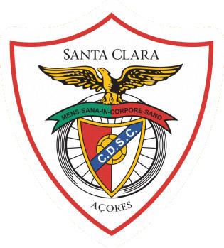 Escudo de C.D. SANTA CLARA (PORTUGAL)