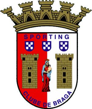 Escudo de S.C. BRAGA (PORTUGAL)