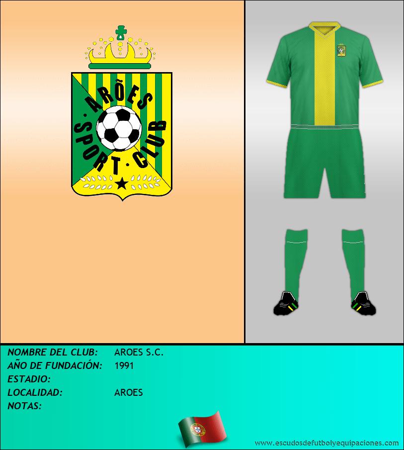 Escudo de AROES S.C.