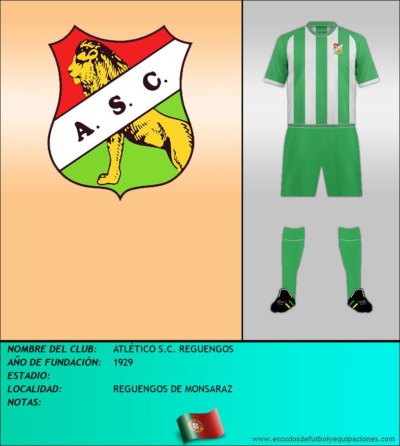 Escudo de ATLÉTICO S.C. REGUENGOS
