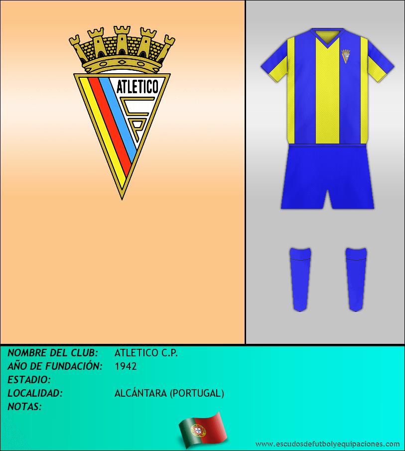 Escudo de ATLETICO C.P.