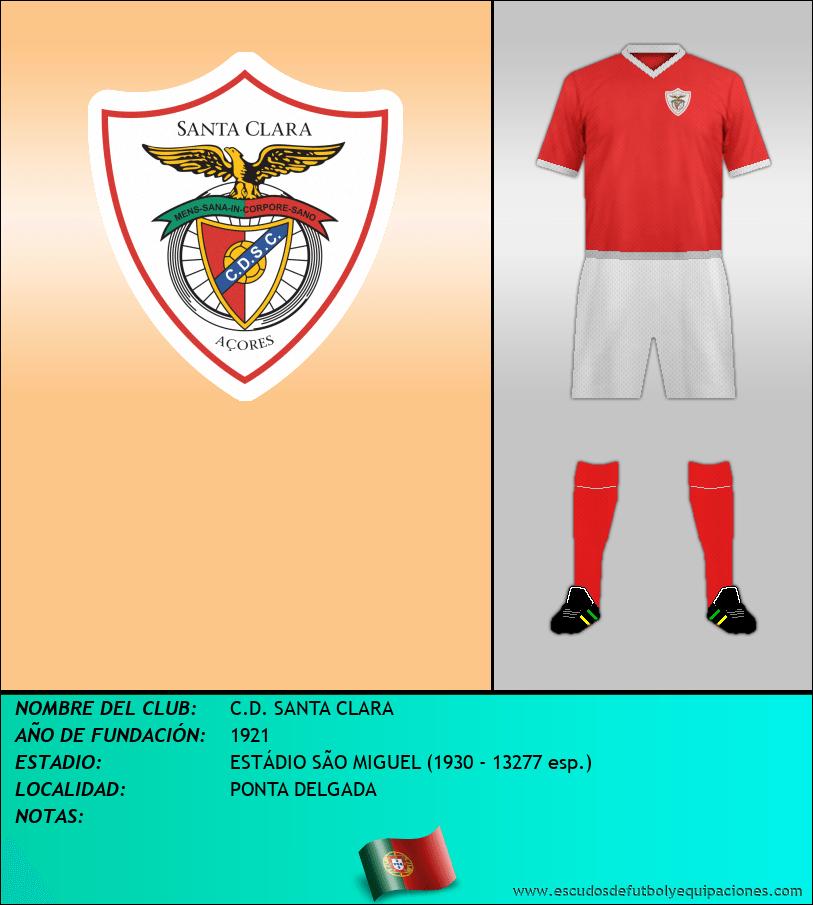 Escudo de C.D. SANTA CLARA