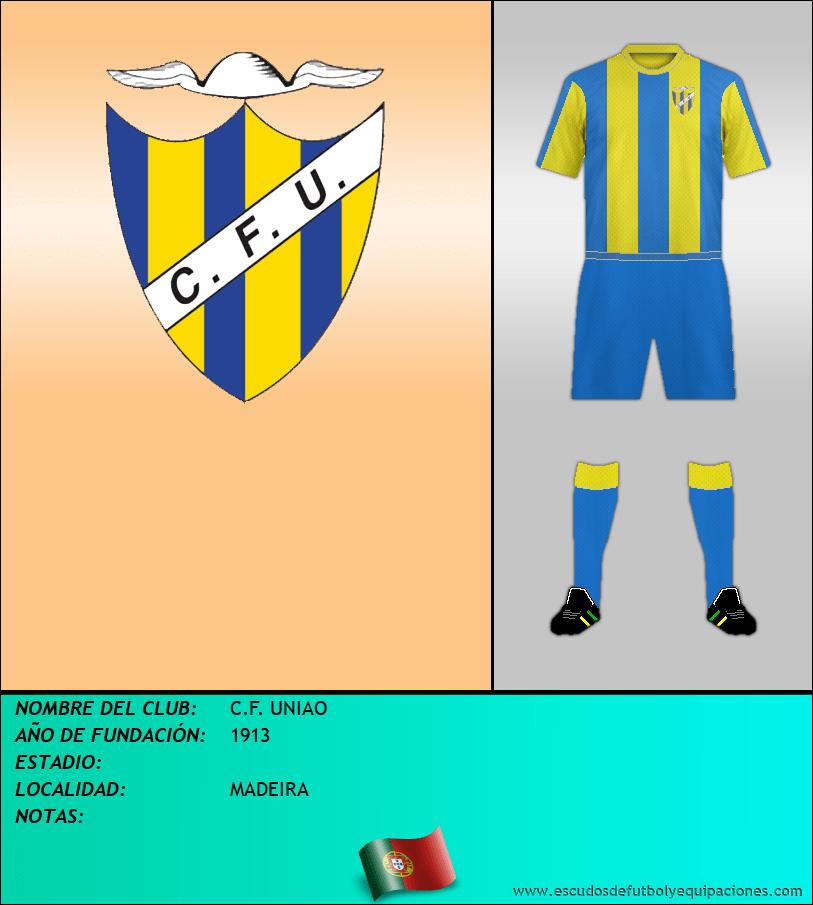 Escudo de C.F. UNIAO