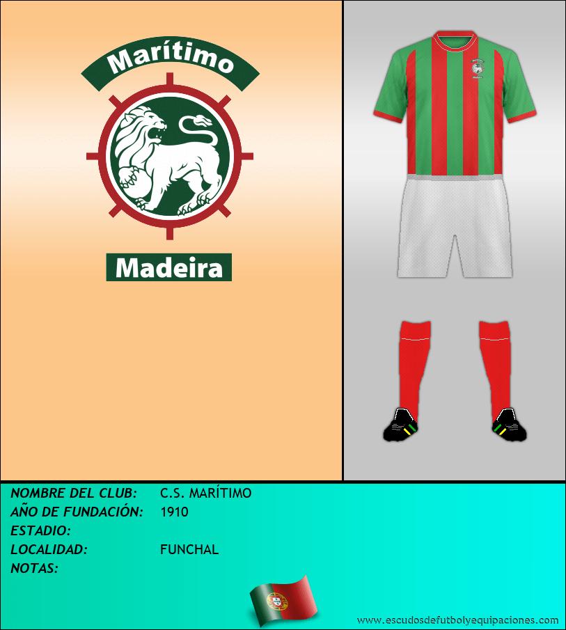 Escudo de C.S. MARÍTIMO