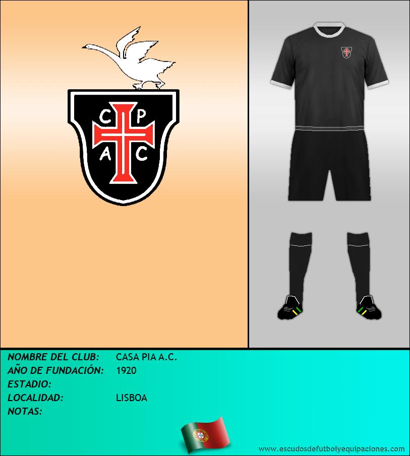 Escudo de CASA PIA A.C.