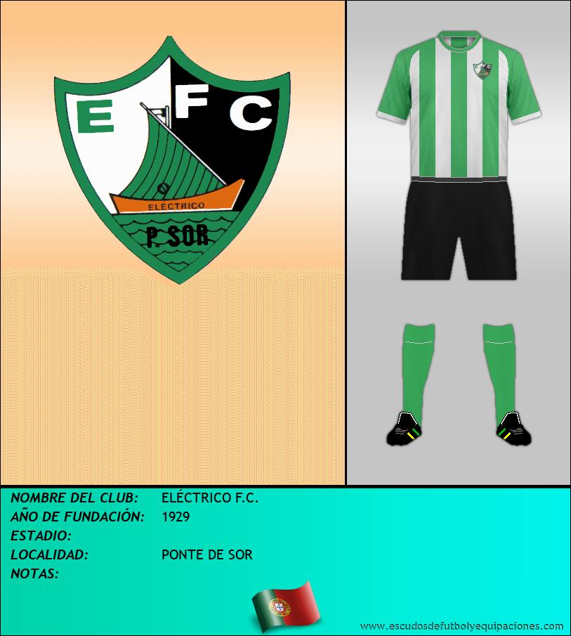 Escudo de ELÉCTRICO F.C.