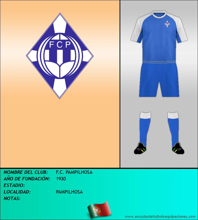 Escudo de F.C. PAMPILHOSA