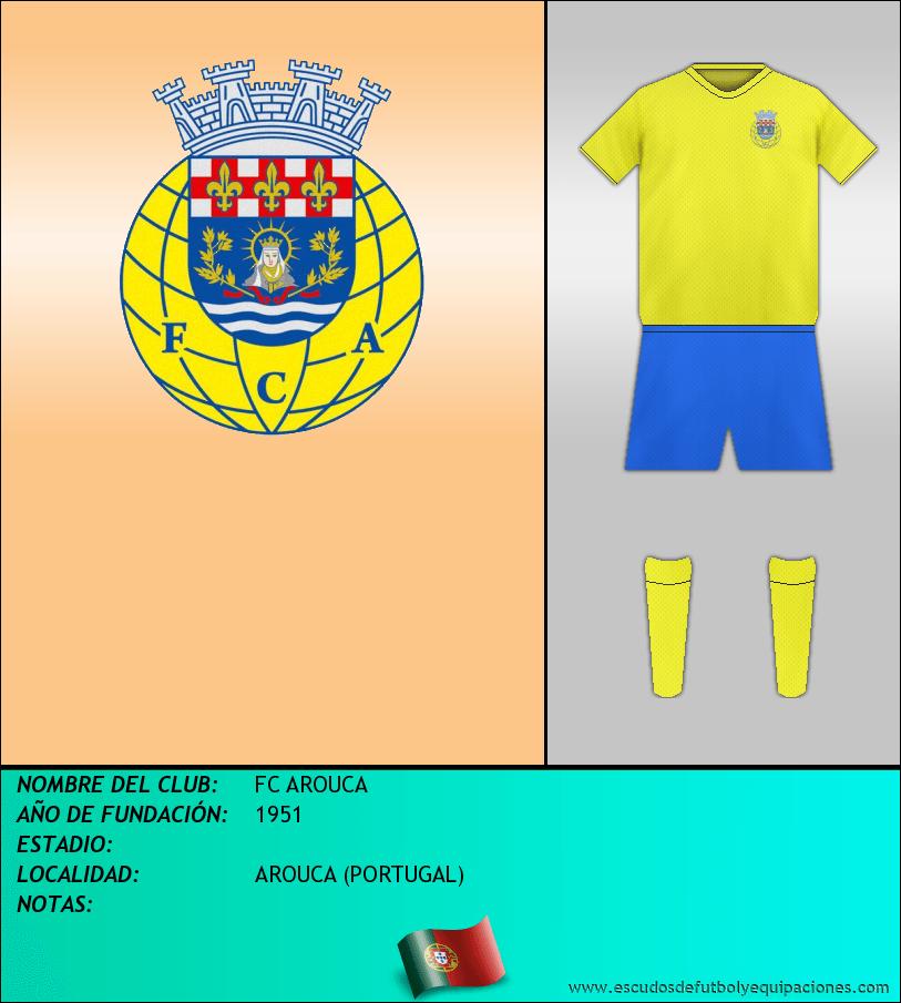 Escudo de FC AROUCA