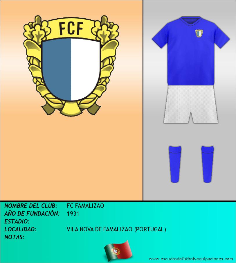 Escudo de FC FAMALIZAO