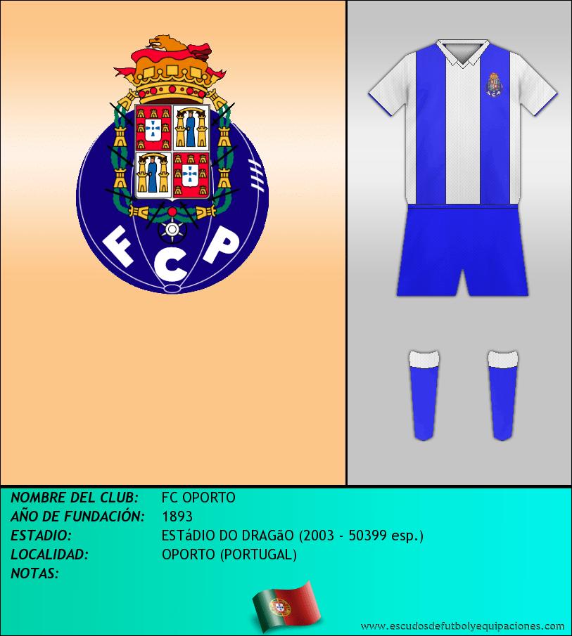 Escudo de FC OPORTO