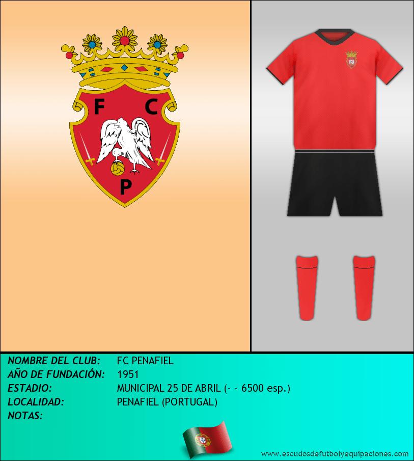 Escudo de FC PENAFIEL