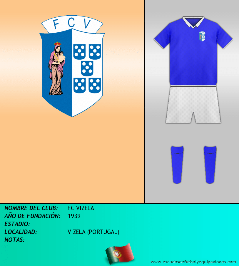 Escudo de FC VIZELA