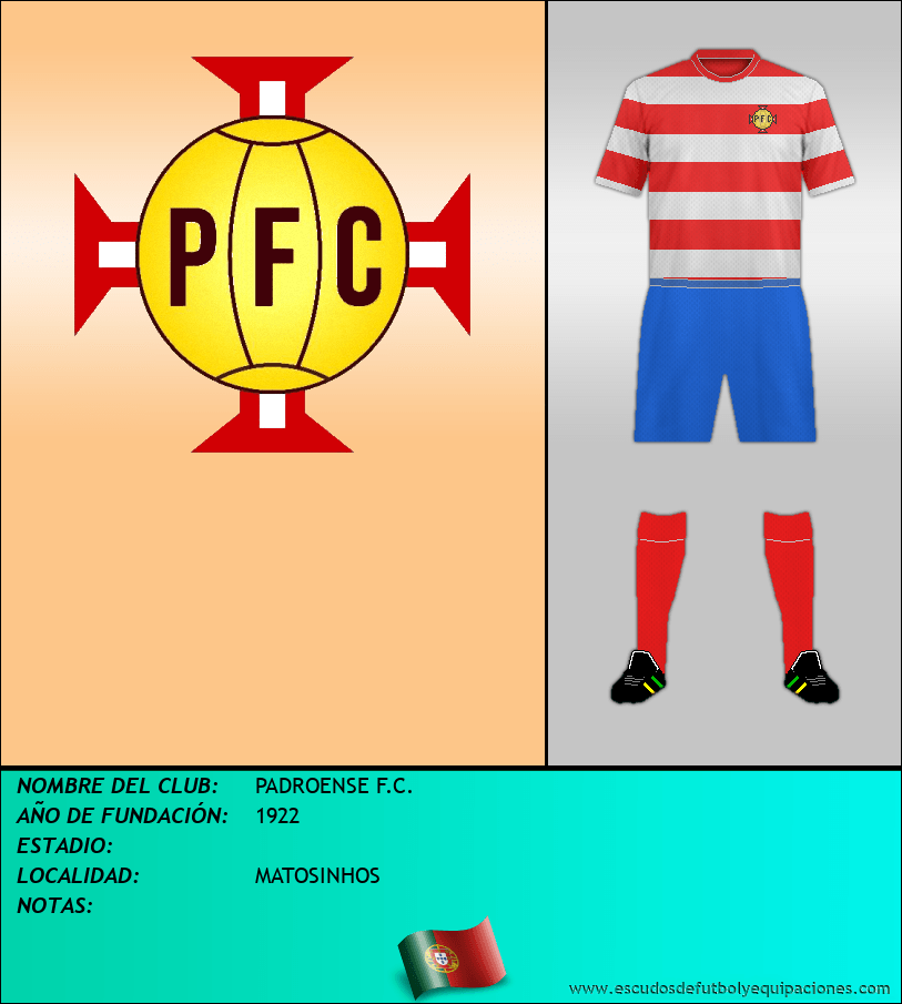 Escudo de PADROENSE F.C.