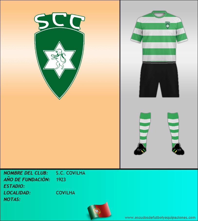 Escudo de S.C. COVILHA