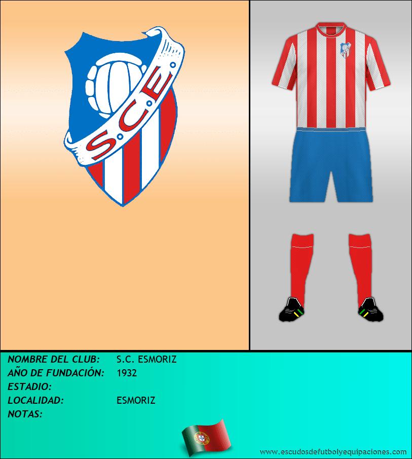 Escudo de S.C. ESMORIZ