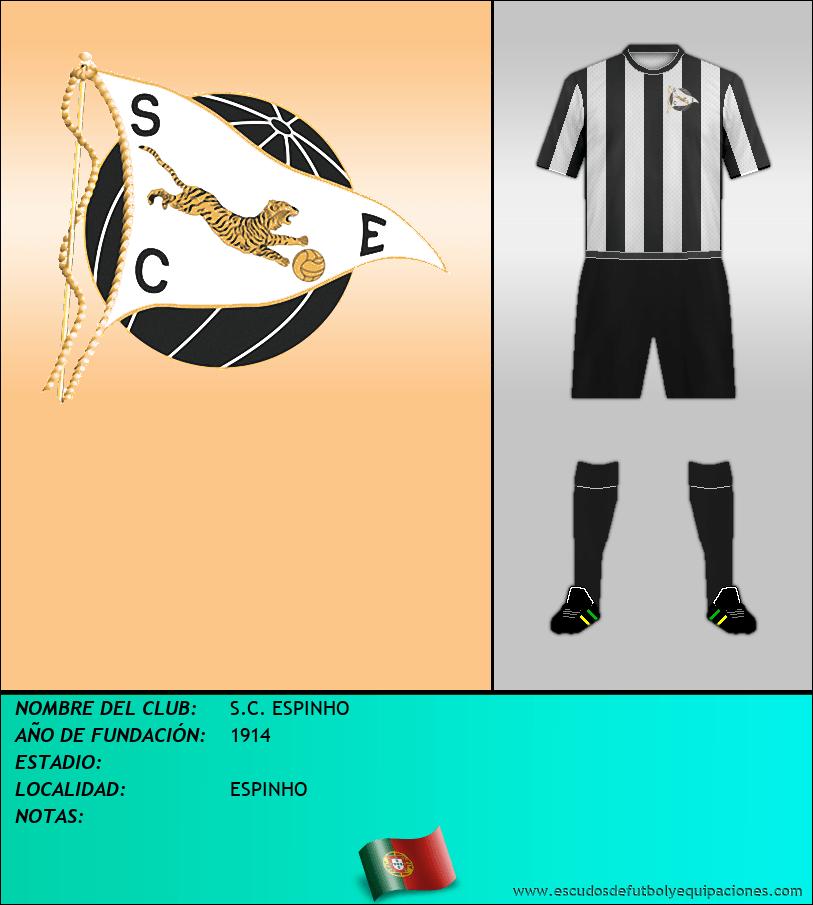 Escudo de S.C. ESPINHO