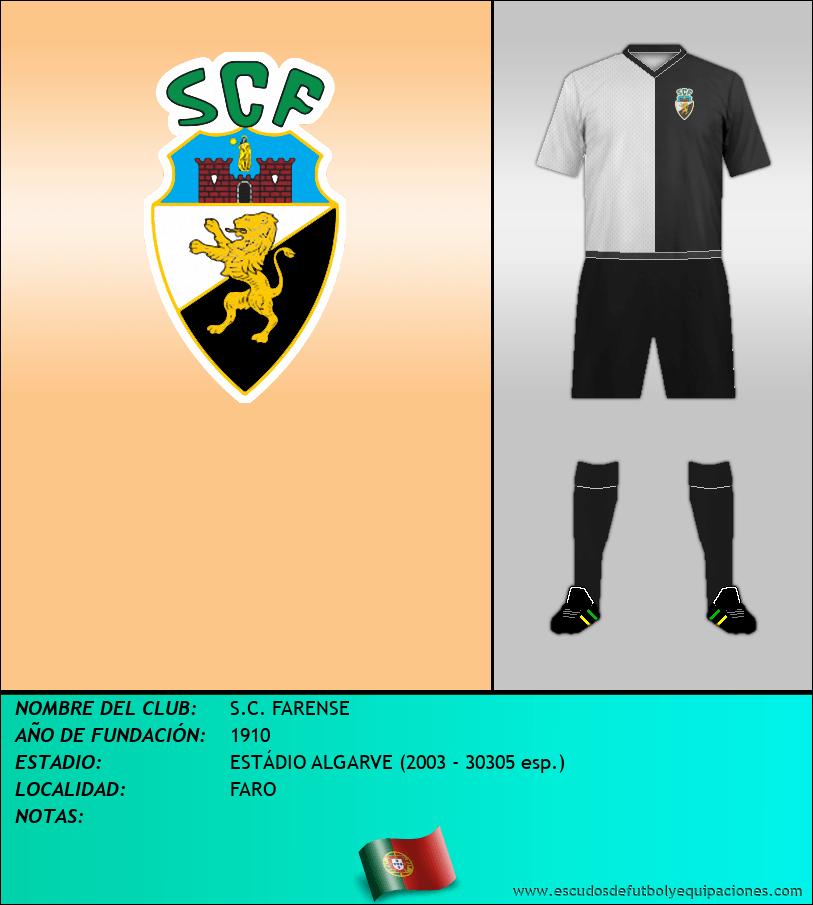 Escudo de S.C. FARENSE