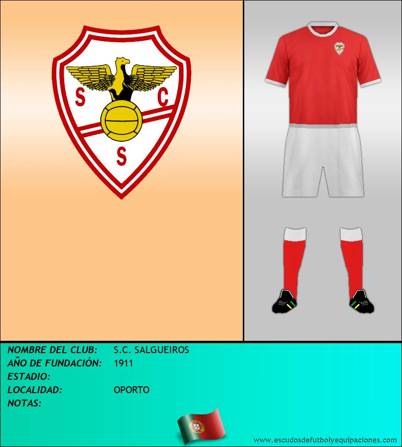 Escudo de S.C. SALGUEIROS