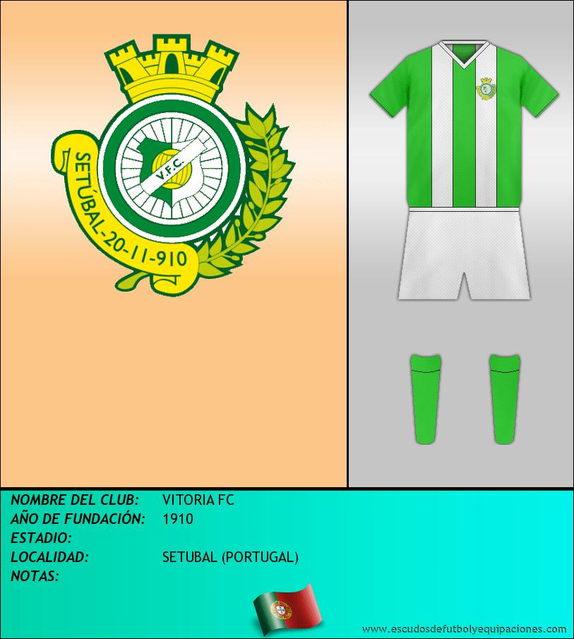 Escudo de VITORIA FC