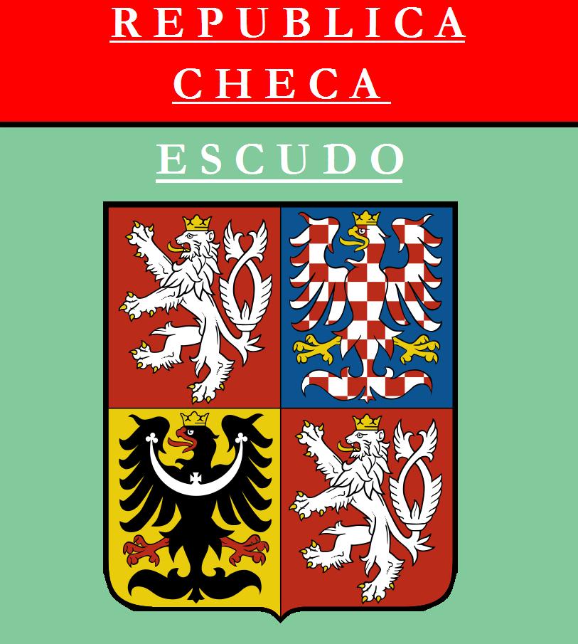 Escudo de ESCUDO DE REPÚBLICA CHECA