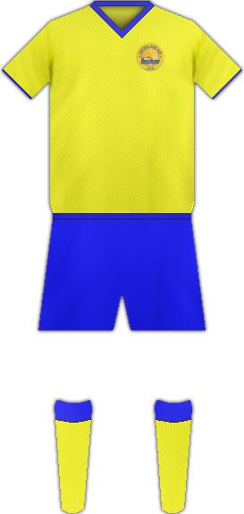Equipación FC FASTAV