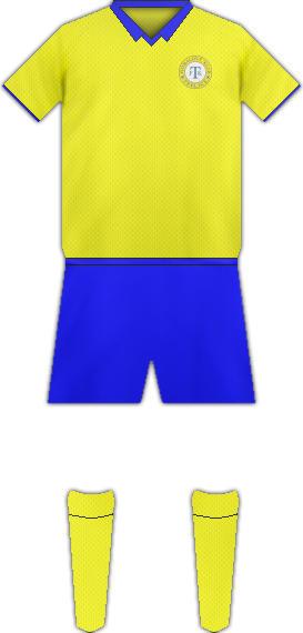 Equipación FK TEPLICE