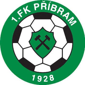 Escudo de 1.FK PRÍBRAM (REPÚBLICA CHECA)