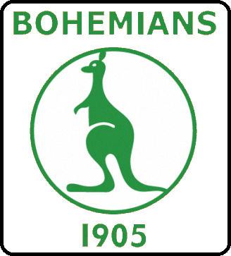 Escudo de FC BOHEMIANS 1905 (REPÚBLICA CHECA)