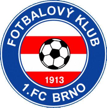 Escudo de FK 1. FC BRNO (REPÚBLICA CHECA)