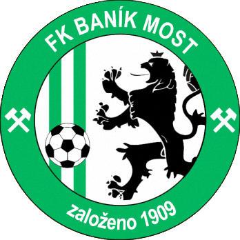 Escudo de FK BANÍK MOST (REPÚBLICA CHECA)